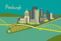 Pittsburgh/Western PA / by Emily Nichelson