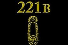 221B / by Abbie Dugan
