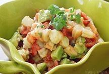 Yummy Salads / by Karen Bowen