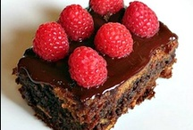 Recipes using Red Raspberries / by Nancy Gravelin