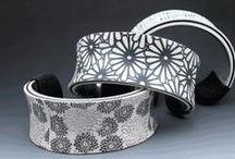 Creative Polymer Bracelets / by Karen Bowen