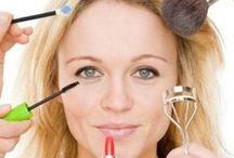 Hair, Nails, Skin & Makeup Tips / by Staci Washington