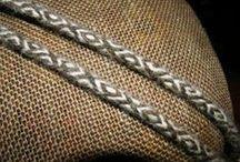 Braids, Fringe, & Tassels / New ideas for our work / by MayaMam Weavers