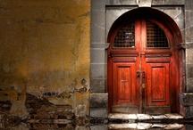 Cool, doors! / My random fascination with doors / by Hannah G