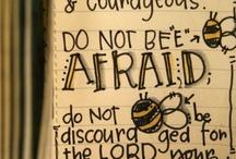 Bee ye kind / by Joan Landes