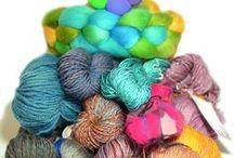 Yarns I Love / by Karen Whooley / KRW Knitwear Studio