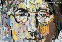 Collage ...Quilt... and...ART  Mixed    / art / by Jayshree Rai