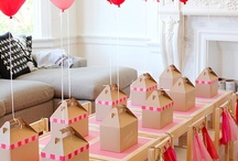Kids party / by Cindy Nortan