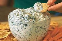 Yummy for the Tummy Appz and Dips / by Staci Washington