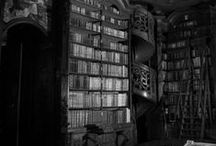 Books / I'm an avid reader, these are books, libraries and items I love. / by Renee MacFadden