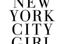 New York City .... Home! / by Helen Porter Ferguson