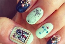 Nails / by Valentina Paz