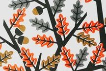 Fall/Thanksgiving / by Liz Ablashi | Eine Kleine Design Studio