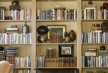 B O O K C A S E ... / Another one of my many weaknesses.  Can't have too many books or bookcases ... / by Janet Copeland