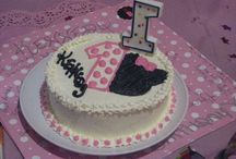 Minnie Mouse Birthday Party / by Katie Davis