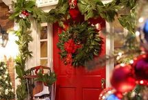 Holiday Decor for the Front Door / by Judy Glynn