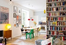 clever storage ideas / by Helen Lewis