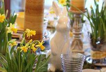 Spring Decor and Treats / by Judy Glynn