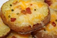 Food ideas!  / by Sydney Dianne Goff