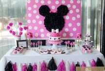 party ideas / by Holly Anne Guillaume