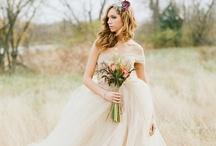 Wedding Dresses / by Allie Wilson