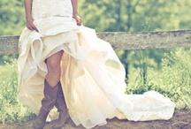 Rustic Wedding Ideas  / by Allie Wilson