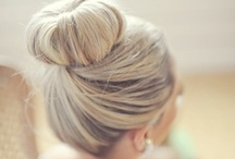 Wedding Hair / by Allie Wilson