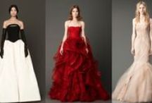 Jaw Dropping Wedding Dresses / Images collected from a wonderful array of sources that represent some of the high points of wedding beauty. Keep checking back as I will continue to add to this board. / by David Pressman Events LLC