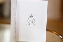 Paper, Invites, Gift wrap, Details ... / by David Pressman Events LLC