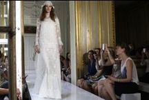 Delphine Manivet - Wedding & Evening Gowns / Mother and French Designer of amazing wedding gowns and evening wear.  / by David Pressman Events LLC