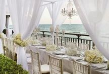 Wedding Table, Chairs & Centerpieces / by Allie Wilson