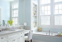 Washroom Design / by Debra Eby