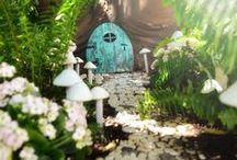 In the Garden / by Victoria Van Vlear