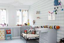 Kiddo Spaces / by McKenzie Tackett