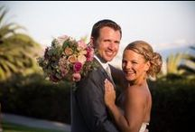 Cassie & Taylor / A wonderful wedding of a thoughtful, kind and very happy couple at the Bel Air Bay Club Upper Club overlooking the Pacific Ocean.  All photos (c) David Michael Photography.  www.davidpressmanevents.com Please do not re-pin without proper credit. / by David Pressman Events LLC