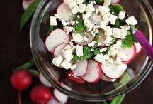 Salads / by allison lander