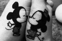 Tattoo's / by Tahnee Mills