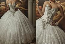 Wedding Gowns & Accessories / by Amber Bloom