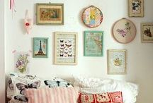 Nesting / Home inspiration that is doable now, unlike my Dream Home board which will have to wait until later. Home decor. Home improvement. DIY. Eclectic. / by Crystal Nichols