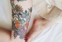 Tattoos / Tattoos. Body art. Ink.  / by Crystal Nichols
