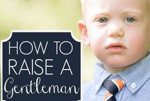 Little Man / by Courtney P