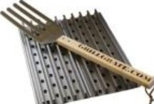 Great BBQ accessories / If you dream up a recipe we have an accessory to grill it up with.  BBQing.com has a huge assortment of BBQ parts and accessories. http://www.bbqing.com/store/shop/showproductclass.cfm?catid=59&classid=3 / by BBQing.com