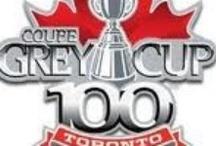 100th Grey Cup / by BBQing.com