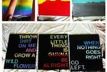 Projects and DIY / Art projects, DIY projects, and crafts / by Brianna Refner