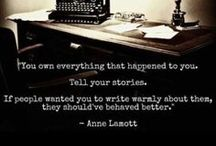 Write On!!! / by Peggy Brooks