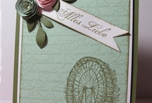 Lovely Cards / by CrystalDawn Langton