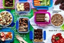 Lunch Box Ideas / by Jolene @ Yummy Inspirations