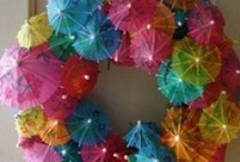 DIY: wreath wrap / by Tina Ghinazzi Patterson