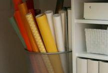 Getting Organized / by Ashley Verazas