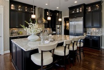 Kitchen & Dining Ideas / by Kellie Smith